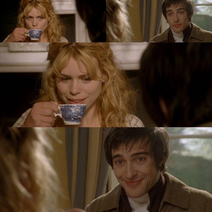 Edmund and Fanny ~ Mansfield Park - Loved this part. :) #FavoriteAustenMoment #DearMrKnightley