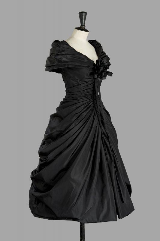 Christian DIOR Haute Couture (P/E 1957) (modèle Zerline)