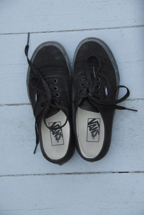1000  ideas about All Black Vans on Pinterest | Black vans, Vans ...
