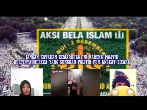 3 Besar Juara Puisi Balasan Puisi Sukmawati dan Berita Laporan Presedium...