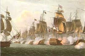 271 – (1541 - 19 de Octubre)  Sale la escuadra española para la infausta jornada de Argel.