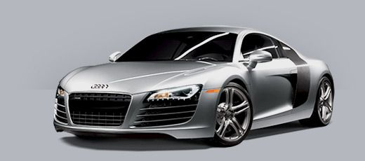 R8, think this might be the one my brother talks about. He really likes this one.