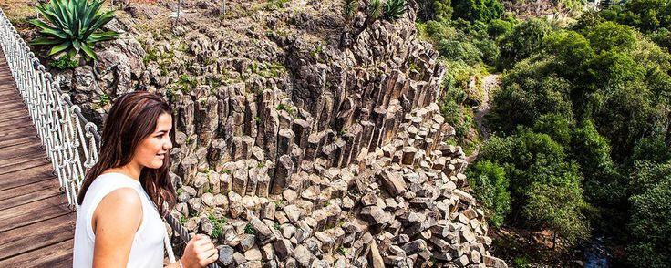 """Sitios para explorar en Huasca de Ocampo. En lengua Nahoa, significa """"Lugar de regocijo o alegría"""" y si lo visitas descubrirás que es cierto."""