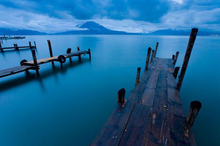 Lago de Atilan, Guatemala by Tom Robinson Photography: Favorite Places, Lakes Atitlan, Antigua Guatemala, Open Spaces, Blue, Peace, Photography Website, Central America, Travel Photography