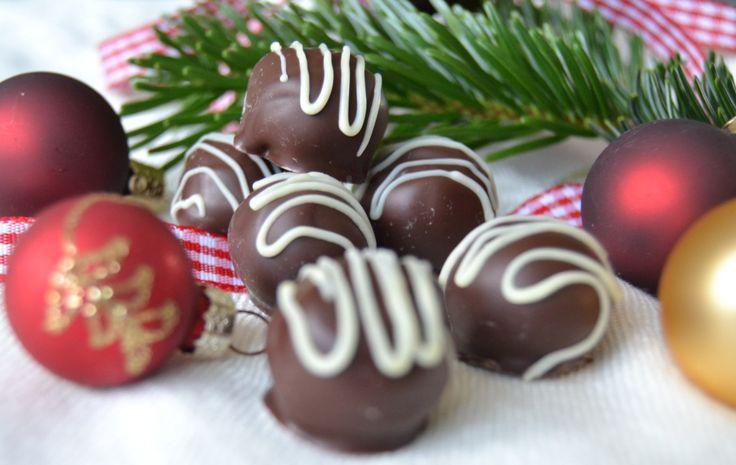 Baileyskugler – den skønneste julekonfekt…