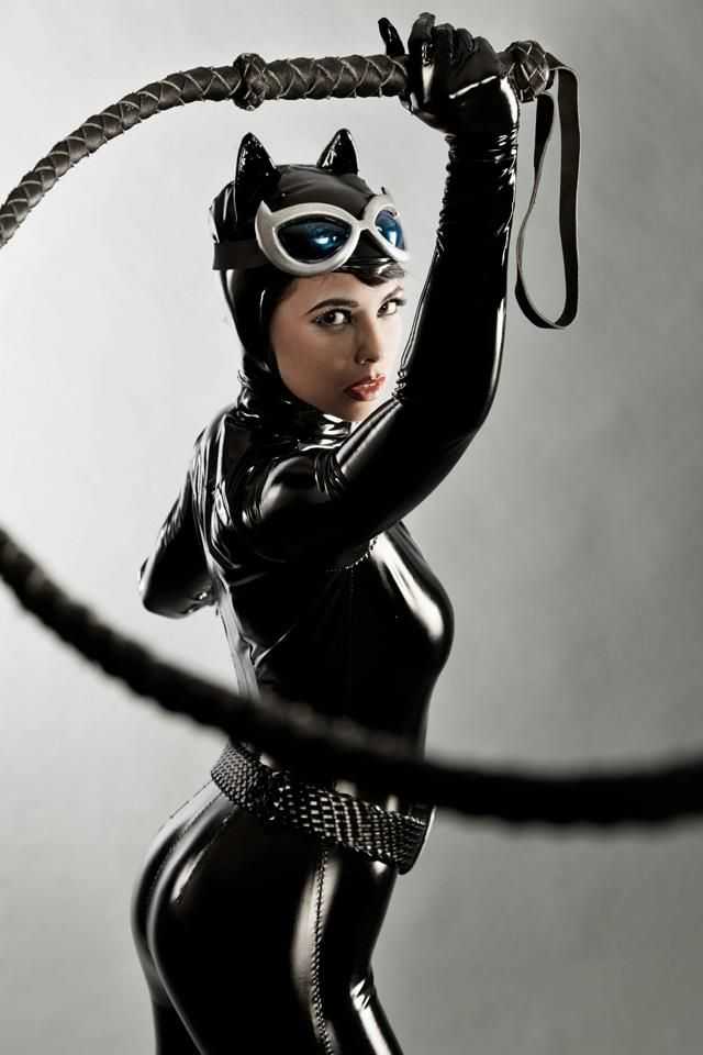 Margie Cox Makes A Purrfect CATWOMAN