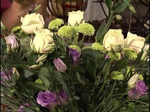 Secar flores con glicerina DIY,Drying flowers with GLYCERINE DIY,干花 - YouTube