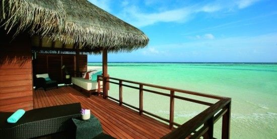 No need to leave your room... (My hOtel: Lux Maldives @luxmaldives)
