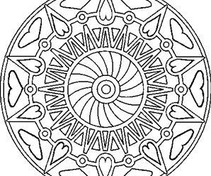 mandalas coloriage mandalas en ligne gratuit a imprimer sur coloriage tv