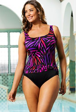 Longitude Swimwear, Tankini Swimsuits