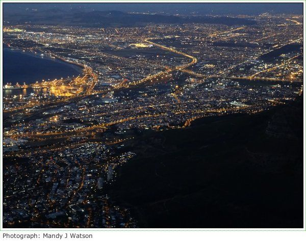 Cappuccino Quest: Visit The Top Of Table Mountain In Cape Town, South Africa, For The View, Not The Cappuccinos #cappuccino_quest #cappuccino #coffee #tablemountain #capetown #travel