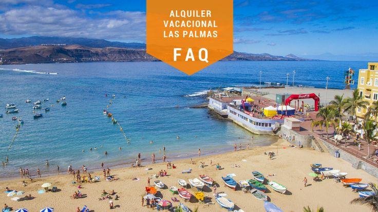 Como alquilar su piso a turistas en Las Palmas de Gran Canaria. Guía al alquiler vacacional en Las Palmas para propietarios