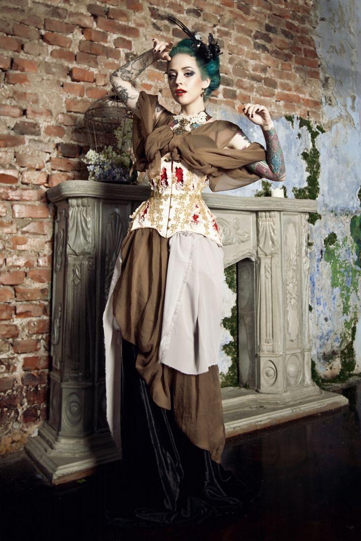 Steampunk princess III by Yulia Prudence on 500px