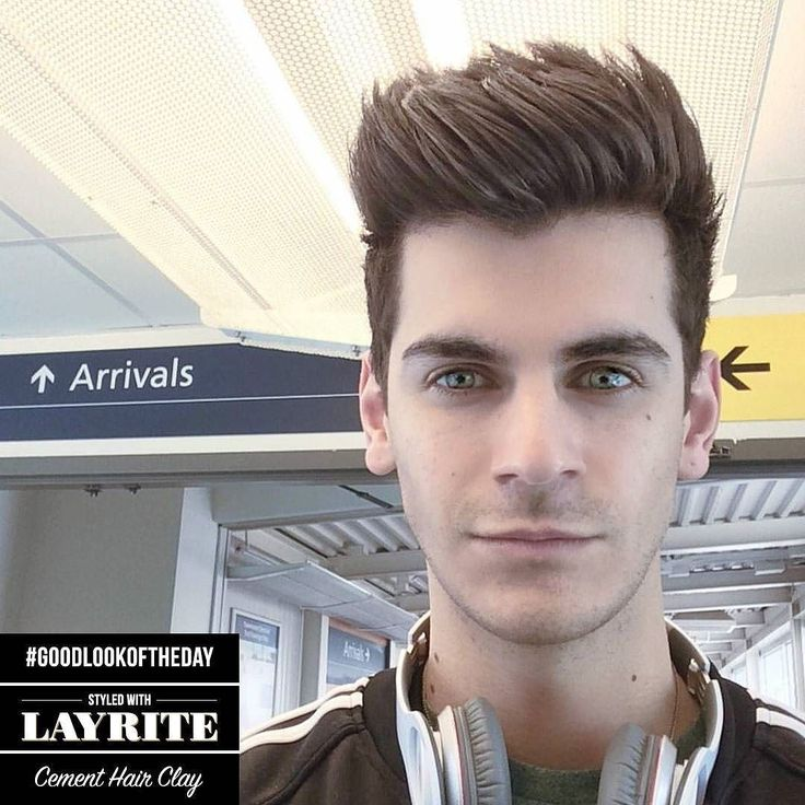 Looking for something a bit more modern? Loyal #layrite #cement user @ryanuppal likes to style and go... and pick up a #goodlookoftheday along the way! #givingthanks for your #love and #support big dog! ------------------------------------------#KEEPITTOGETHER #layritecement #pomade #mensgrooming #menshaircut #menssttyle#mensfashion #forbarbarbersbybarbers #authenticity #heritage #nonstopchampion #barbers #barbershop #men #layritestyle