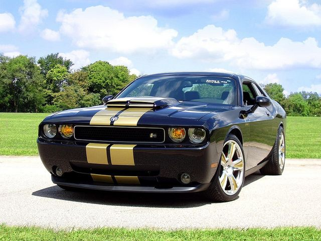 2009 Hurst Challenger SRT8. Awesome Modern Muscle!