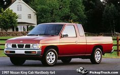 Nissan Pickup Trucks   PickupTruck.Com - History of Nissan Pickups in the United States