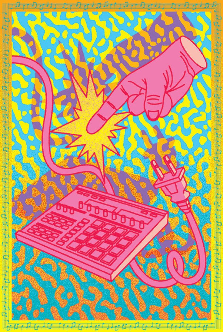red bull music academy 2015 posters - Google Search
