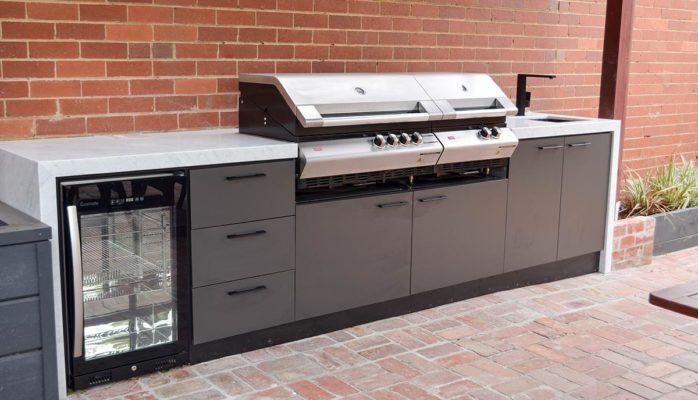 Murrumbeena - Cabinex Outdoor BBQ Kitchens | Outdoor bbq ...