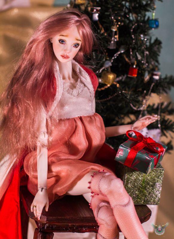 OOAK Porcelain Doll Moon Zodiac Cancer Ball Jointed Doll BJD by Inspiredoll   eBay