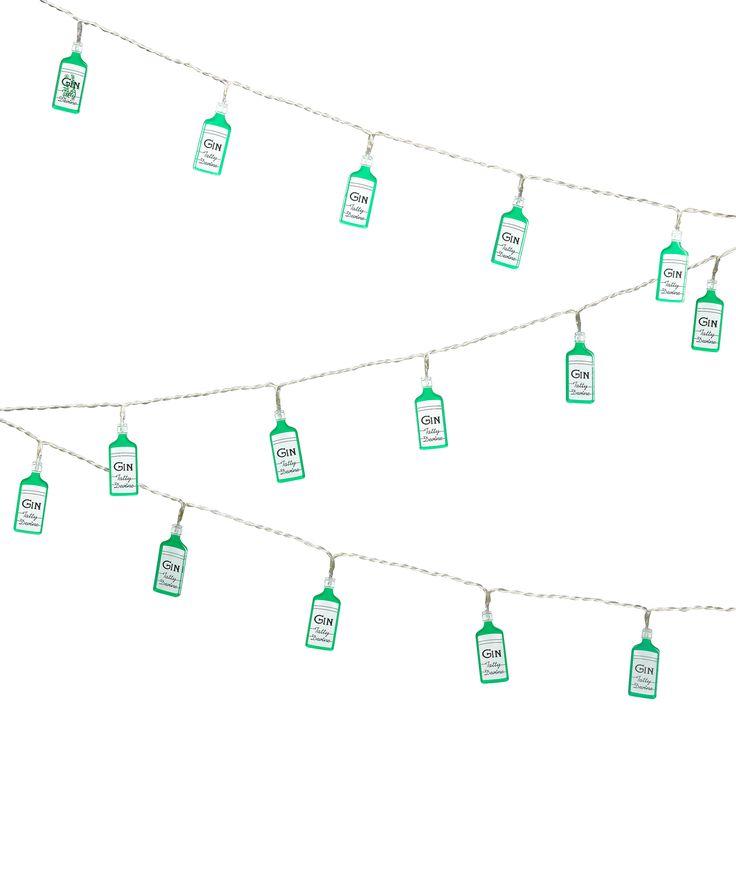 Gin String Lights