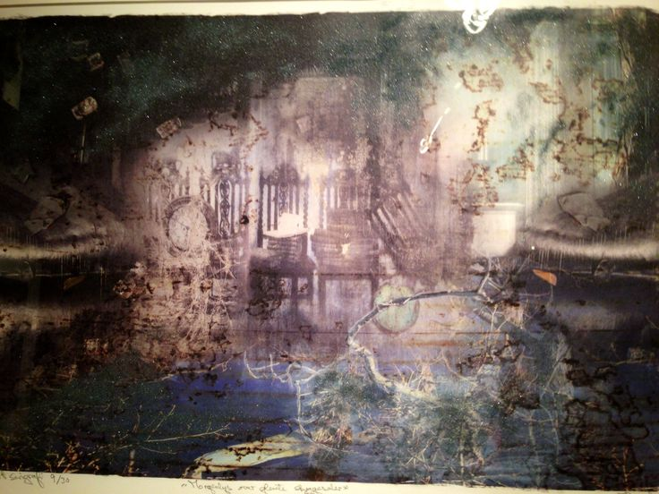 Utstilling: Elisabeth Werp
