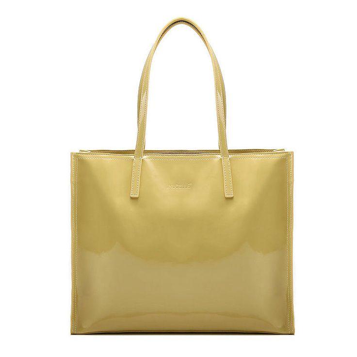 Damen Tasche Schultertasche Handtasche Lederspäne Lack Tasche Beige lange Griffe http://www.ebay.de/itm/Damen-Tasche-Schultertasche-Handtasche-Lederspaene-Lack-Tasche-Beige-lange-Griffe-/152615657525?ssPageName=STRK:MESE:IT