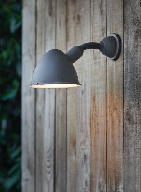 "Wandlamp ""Cheyne"" Donkergrijs | Design Verlichting | TrendYard"