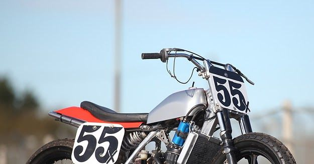 Honda Flat Track Racer | Honda CR500 Flat Track Racer | Honda Flat Tracker | Flat Tracker Motorcycles [SUBSCRIBE TO OUR DAILY EMAIL  OR FOLL...