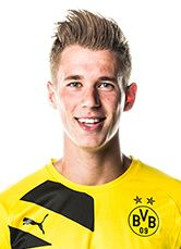 Erik Durm Borussia Dortmund | Squad - Bundesliga - official website
