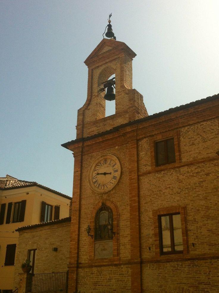 Grottammare Alta. Il borgo di Sisto V. http://www.ariles.it/grottammare-alta/