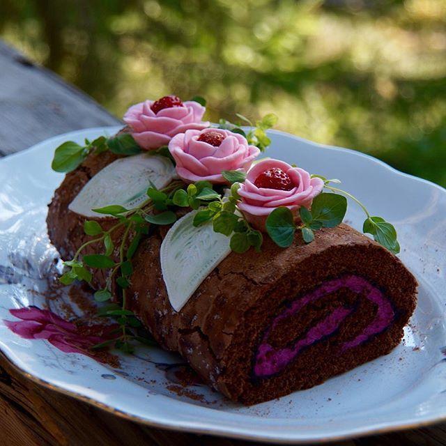 #leivojakoristele #kääretorttuhaaste Kiitos @viljattomanvallaton