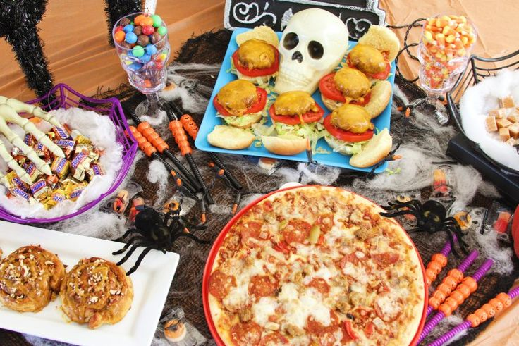 Halloween Spooky Party Planning w/ Giant Food https://ooh.li/6f8467d @GiantFood #My Giant #ad