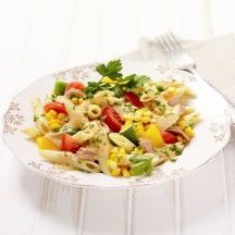Weight Watchers - Pastasalade met tonijn - 11pt