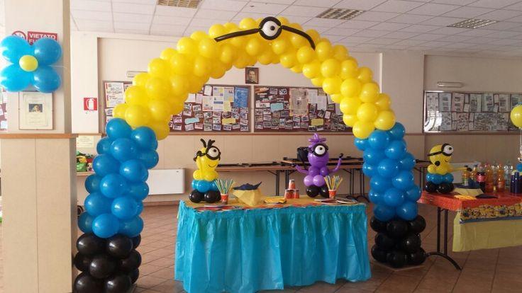 Festa tema Minion