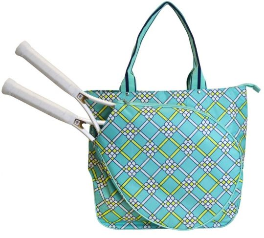 Love Tennis bags? Here's our  Open Court All For Color Ladies Tennis Tote Bag! Find plenty of Tennis Accessories here at #lorisgolfshoppe