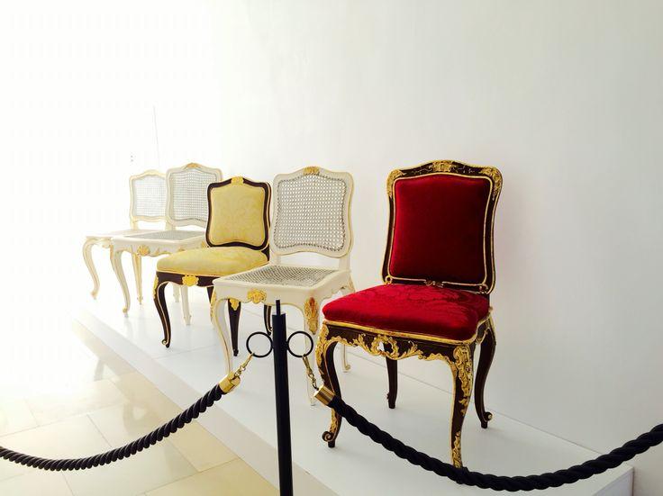Terciopelo. Chair