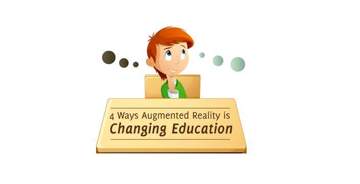 La realidad aumentada permite brindar una información completa acerca de un tema en concreto. Permite integrar la formación con la tecnología emergente. Kanwal Ayub #educacion #realidadaumentada