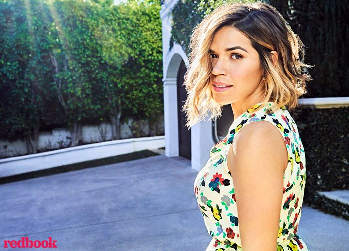 America Ferrera for Redbook Magazine | Tom + Lorenzo