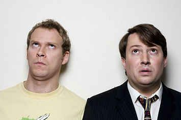 """25 Ways """"Peep Show"""" Completely Prepared You For Adult Life Haha love peep show"""