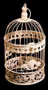 Μεταλλικό Κλουβί σε Vintage ύφος!