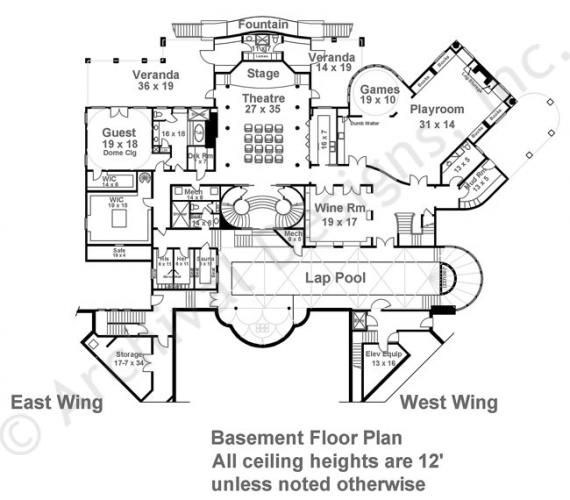 16 Beautiful Moroccan House Plans moreover 4 Bedroom Cape Cod House Plans Best Of Cape Cod House Plans Hanover 30 968 Associated Designs furthermore 2 Story House Floor Plans Glamorous Square House Plans Home 2b0807eec5ae5cce together with Floor Plans For 3000 Sq Ft Homes moreover Modern Mansion Floor Plans. on luxury home plans