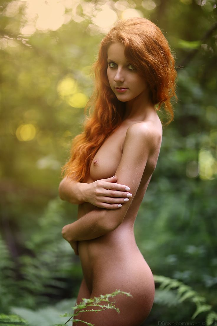 712 - Best Nude Redhead