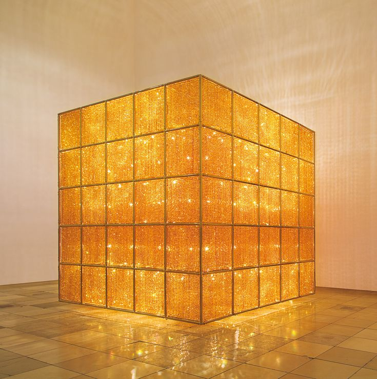 Ai Weiwei, Cube Light