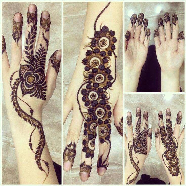 Flowering henna