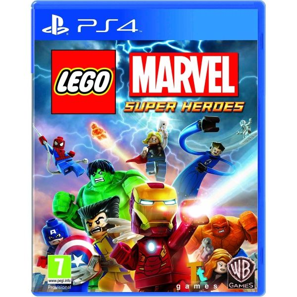 The PS4 Lego marvel super heroes game s a fun and entertaining game is one of the whole family to enjoy, check out the review