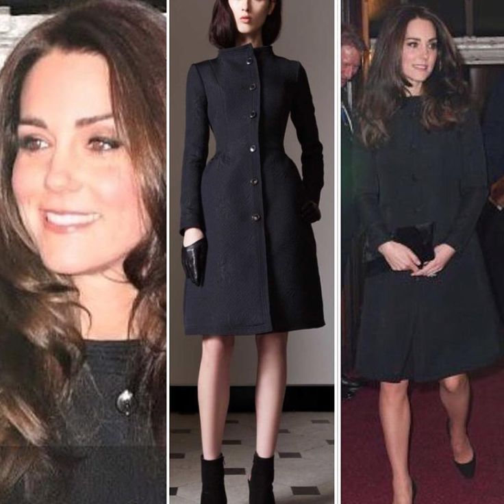 Kate has arrived at London's Royal Albert Hall for the British Legion's traditional televised service. Tonight, Kate is debuting the Temperley London 'Callas' evening coat (from the designer's pre-fall 2014 collection.) Link to repliKates: http://www.shopstyle.com/users/WWKDrepliKate/favorites #duchessofcambridge #copykate #replikate #princesskate #catherinemiddleton #catherinemiddletonstyle #hrh #royal #royalty #lookforless #fashionroyalty