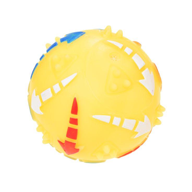 PETMAX Игрушка для собак Мяч, винил, 12 см