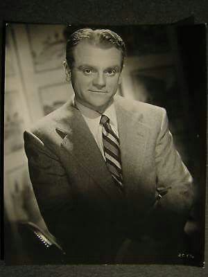 """James Cagney, so multi-talented Won an Oscar for best actor for """"Yankee Doodle Dandy"""""""