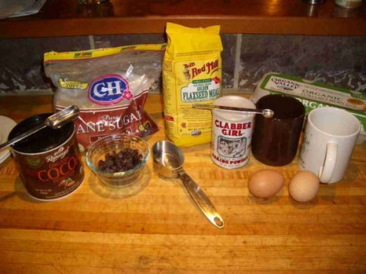 1 minute - low carb muffin - Another variation to the Dr. Oz skinny muffins I pinned. Lots of good info. I use agave to sweeten mine.