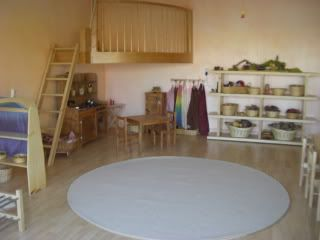 """A Waldorf Classroom 
